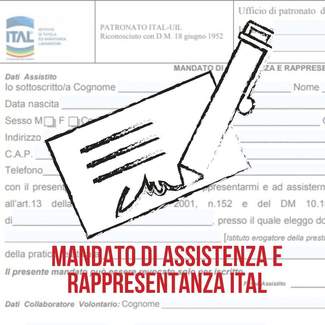 MANDATO ITAL-UIL
