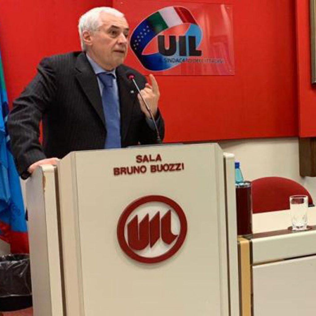 UILCA Lombardia Masi esecutivo nazionale uil gennaio 2019