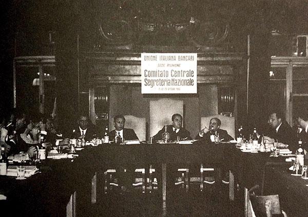 UILCA Comitato centrale UIB ottobre 1966