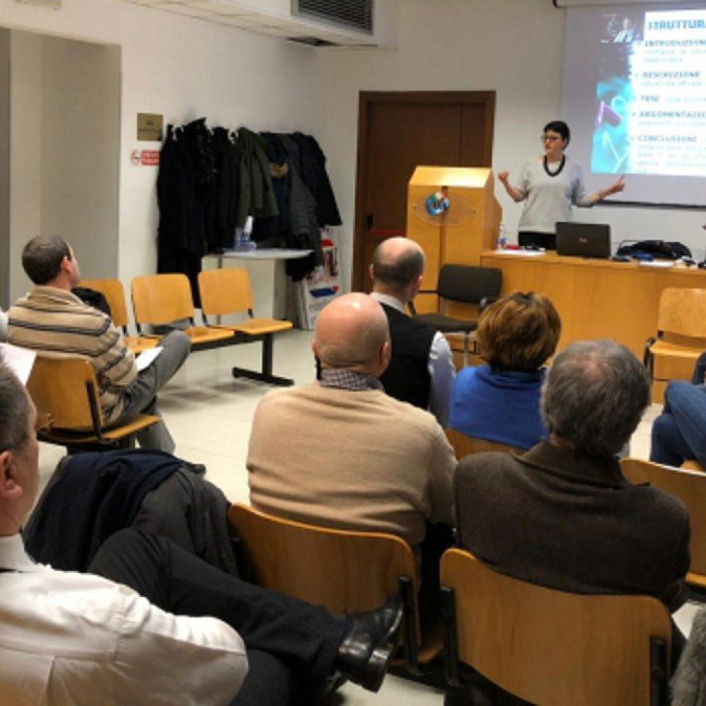 UILCA Lombardia corso Public Speaking gennaio 2019