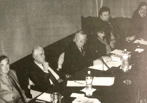 UILCA congresso nazionale Chianciano gennaio 1998