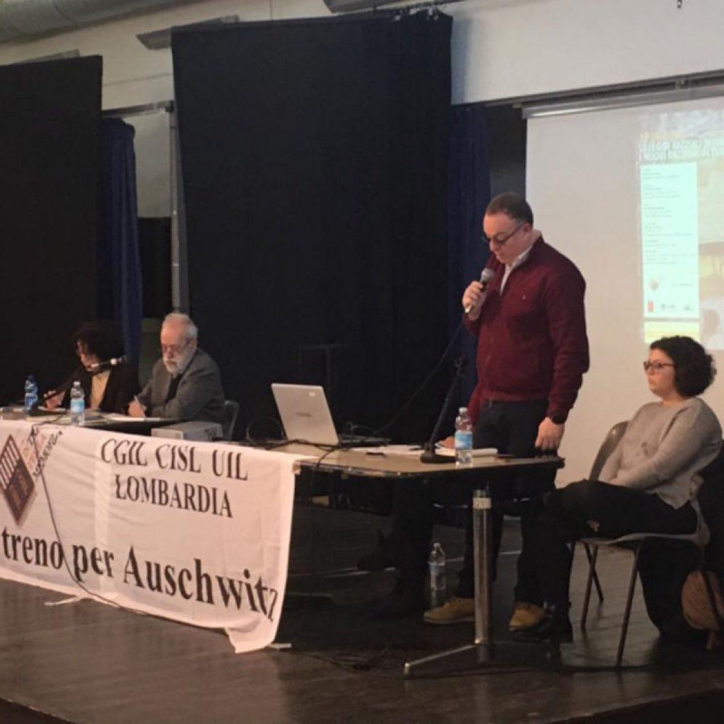 UILCA Lombardia UIL leggi razziali